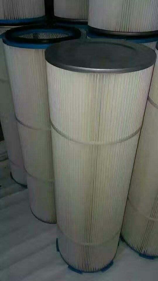 康泽滤业供应单机除尘器滤筒350x1000