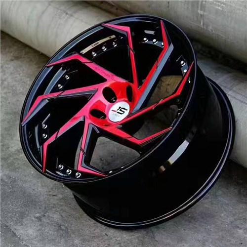福州高尔夫6升级锻造轮毂,福州升级锻造轮毂,大宛马供