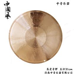 济南中音乐器铜锣、铜钹、学生钹、风锣供应