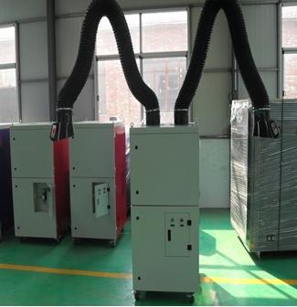 河南郑州迈极MOC-1500焊烟净化器-工厂焊接烟尘净化器