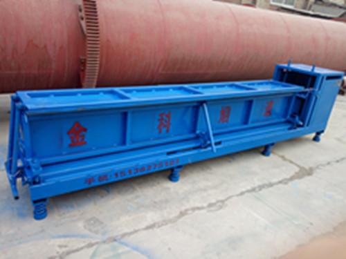 水泥烟道机最新生产线日产三百根