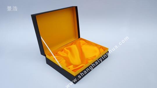 叶包装盒 茶叶礼盒 翻盖式茶叶纸盒 上海景浩彩印