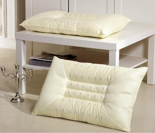 远红外磁能立体枕 托玛琳枕头贴牌定制