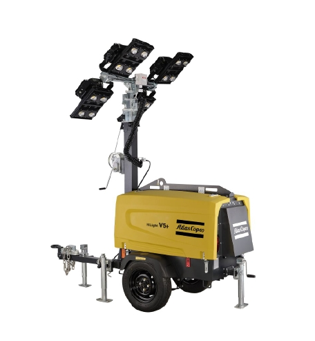 HiLight V4紧急照明车-阿特拉斯便移灯塔/灯车