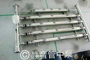 高效、节能、高兼容性、高稳定性、BWS不锈钢管中泵