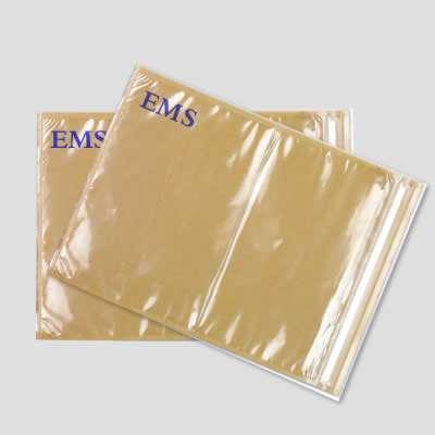 苏州塑料背胶袋 pe背胶袋 印字印刷背胶袋