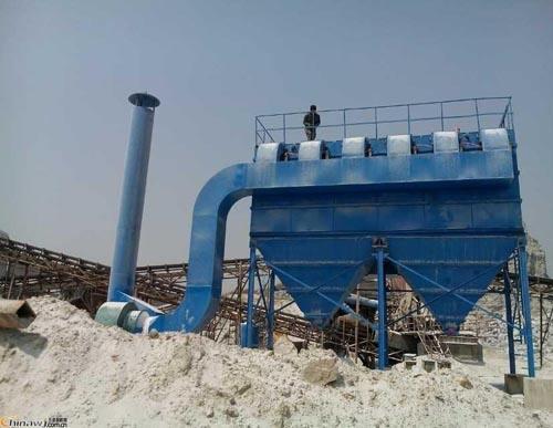 新疆石灰石专用除尘器