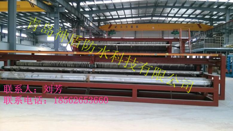 4-8m宽幅土工膜生产线