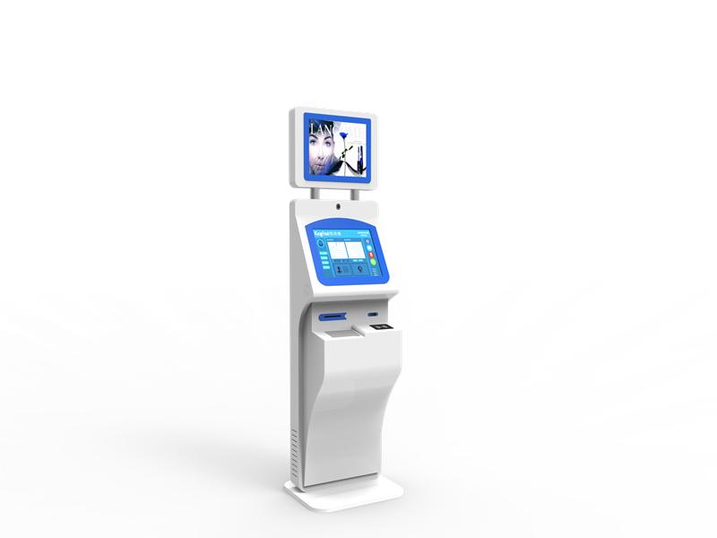 北京天创科林科技有限公司TK-MED90 i3/4G/500G标配双屏版自助访客机