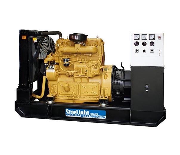 100kw知名品牌上柴柴油发电机组低价出售