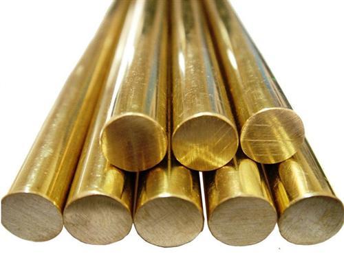 供应金川产黄铜棒GB13808-92:H59Z ¢30-¢210