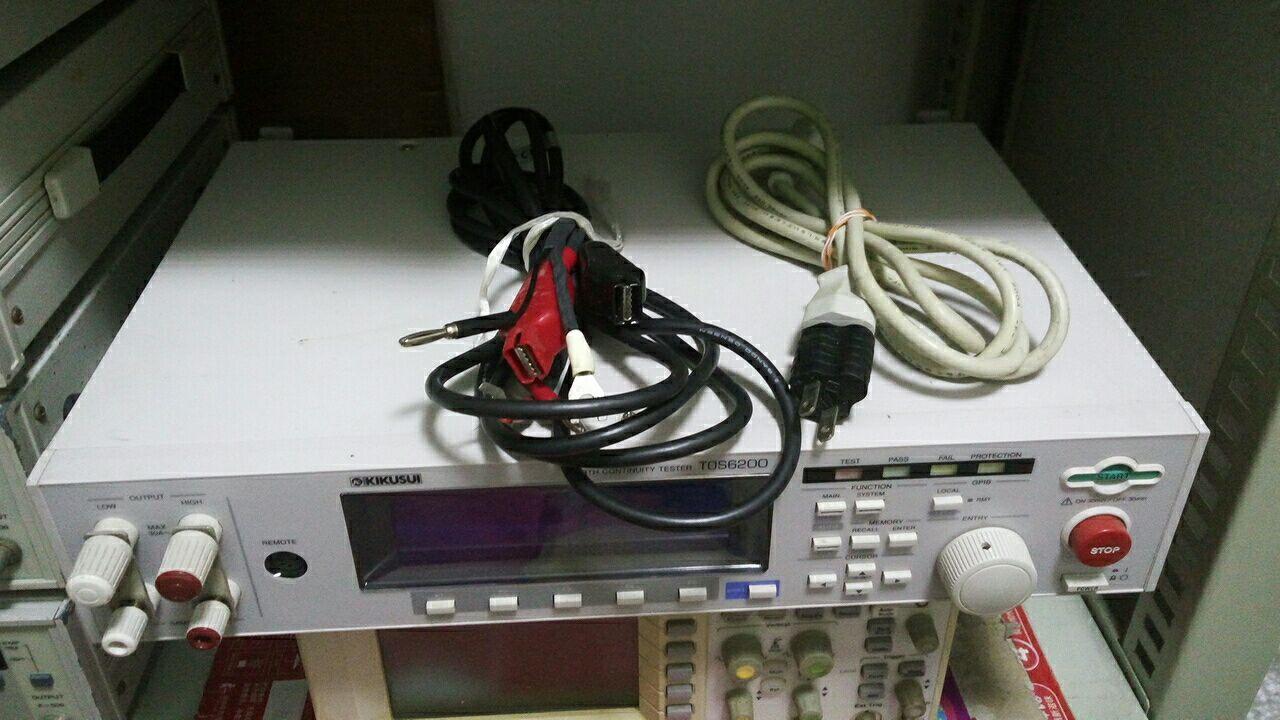 出售 接地电阻测试仪 TOS6200