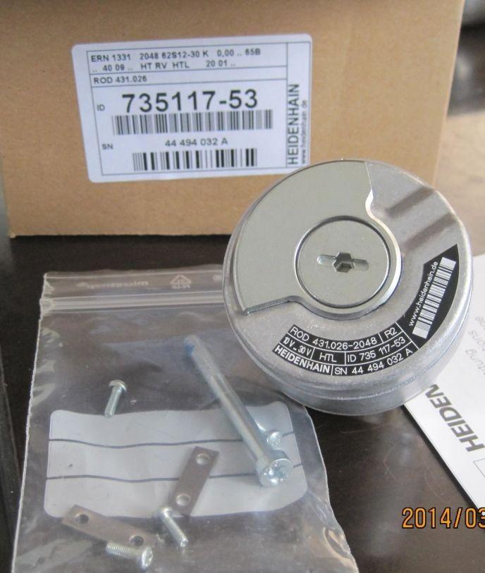 ROD431.026-2048西门子电机用ID735117-03