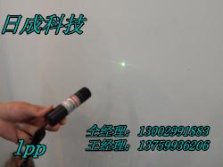 绿光点状激光定位灯