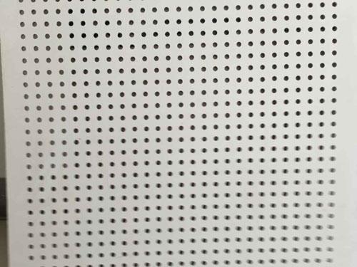 北京腾创硅酸盐隔音板,穿孔吸音板