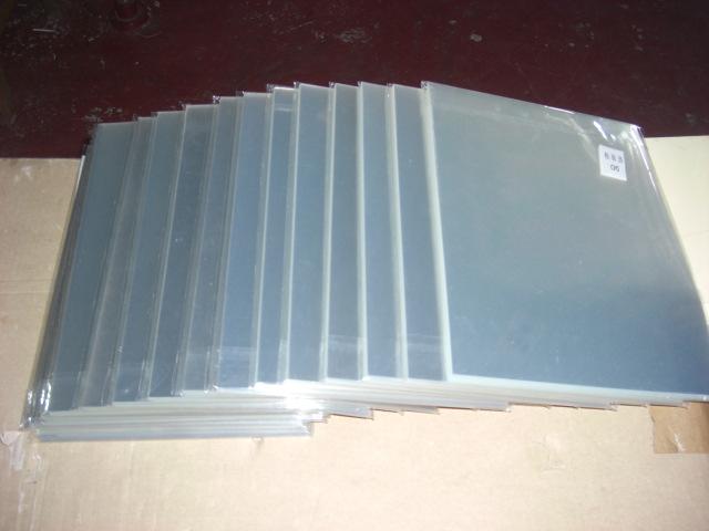 全透明磨砂喷墨菲林打印耗材水性不防水制版胶片