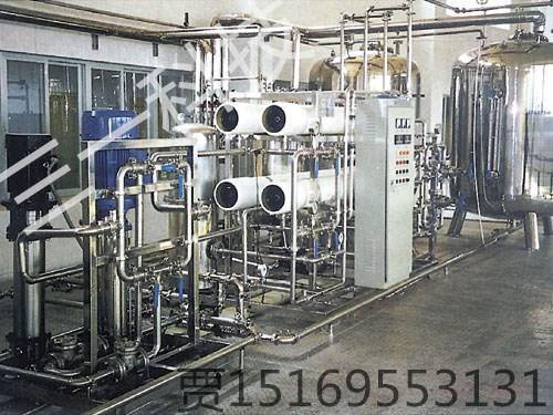 10吨桶装纯净水设备加工定制 终身维护