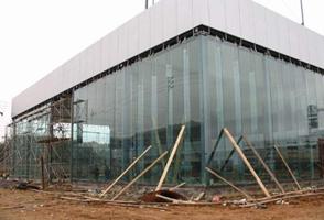 岳阳装修公司|铝单板幕墙安装|幕墙玻璃工程