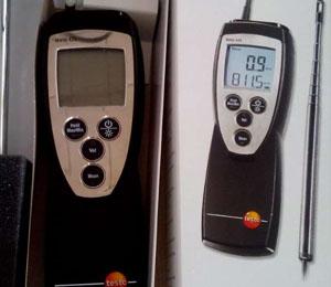 德国德图testo-425热敏风速仪 全国代理
