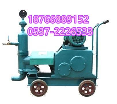 自产自销SYB-3单缸活塞式注浆泵质量保证