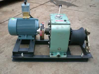 供应JM-8电动绞磨机 8吨机动绞磨