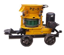 矿用PZ-5防爆湿式喷浆机,9立方防爆湿式喷浆机 喷浆机的规格型号