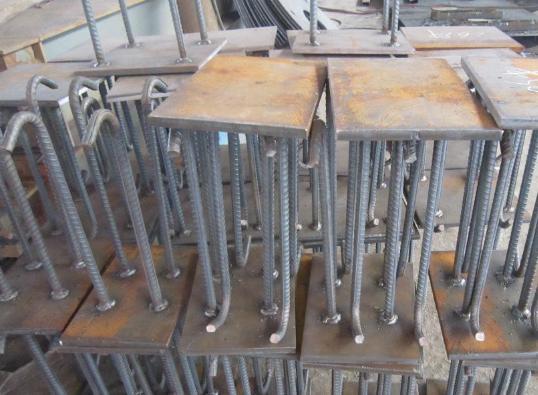 供甘肃平凉预埋件和庆阳预埋钢板价格
