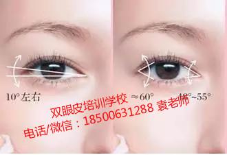北京双眼皮培训中心