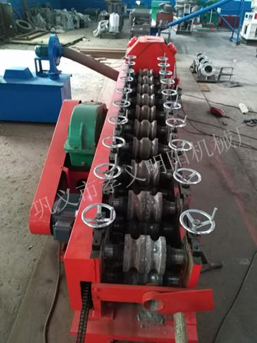 厂家直销圆管变方管成型机