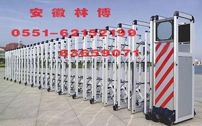【滁州电动伸缩门】滁州伸缩门价格/滁州单位出入口伸缩