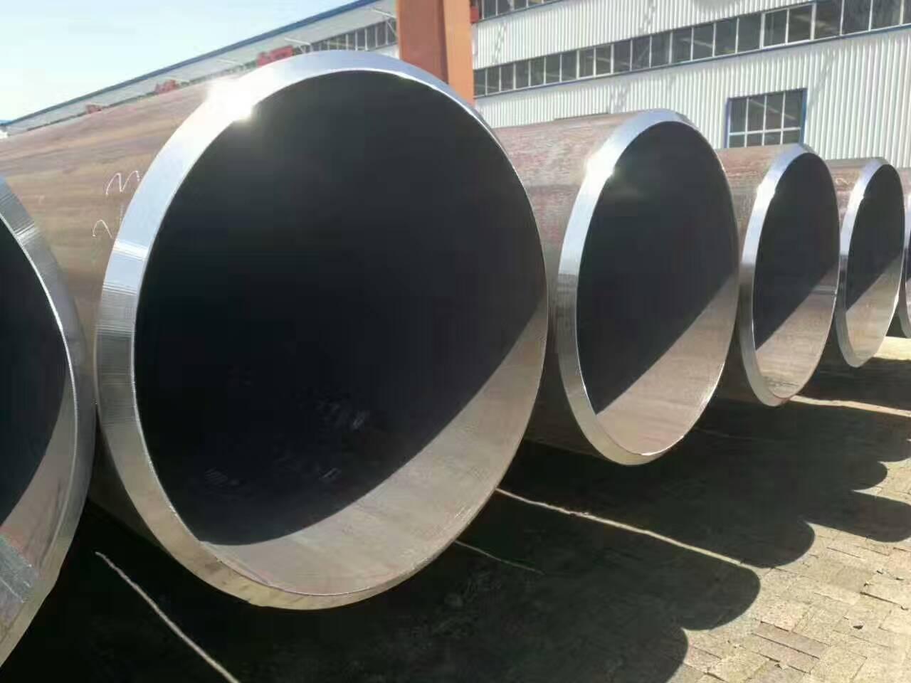 L245直缝钢管价格 河北厂家海威直缝钢管