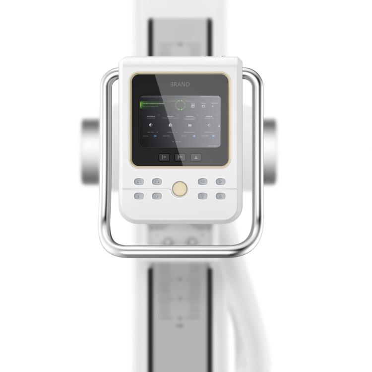 DR平板探测仪设计 医疗影像设备设计 工业设计