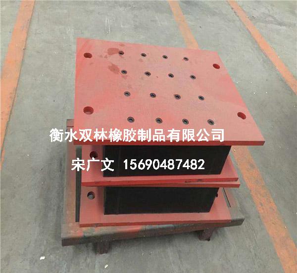 建筑隔震支座价格生产厂家抗震板式橡胶支座生产厂家