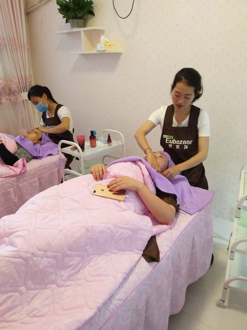 广州代理化妆品产品,欧芭莎护肤品量肤定制