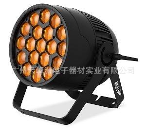 19颗15W LED鹰眼帕灯线性调光面光