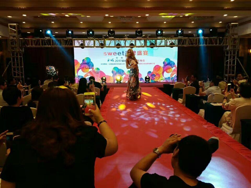 镇江音响灯光桁架舞台LED大屏租赁-尚影活动策划公司