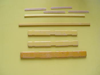 供应环氧玻璃布板槽楔