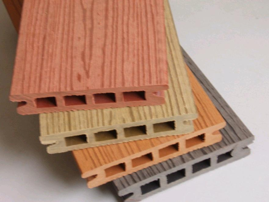 嘉景公司优质木塑复合地板