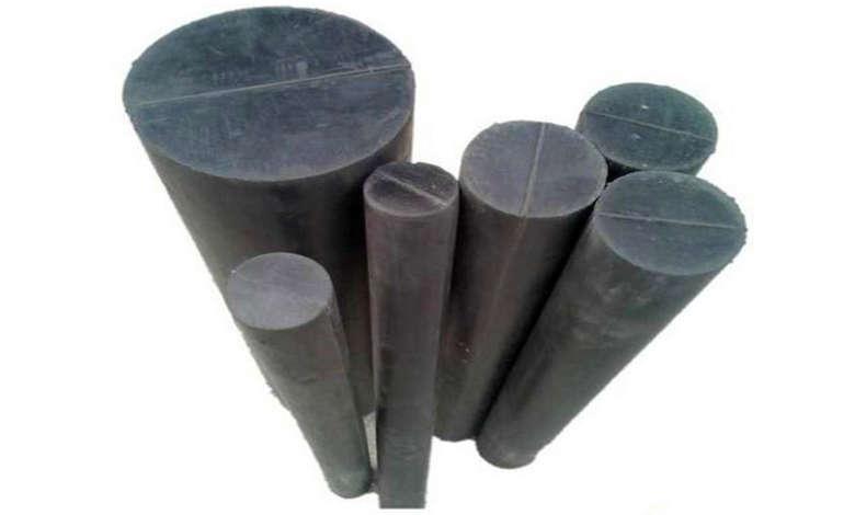 黑色橡胶棒 橡胶圆棒 圆橡胶棒 氯丁橡胶棒 弹性棒 直径10-100