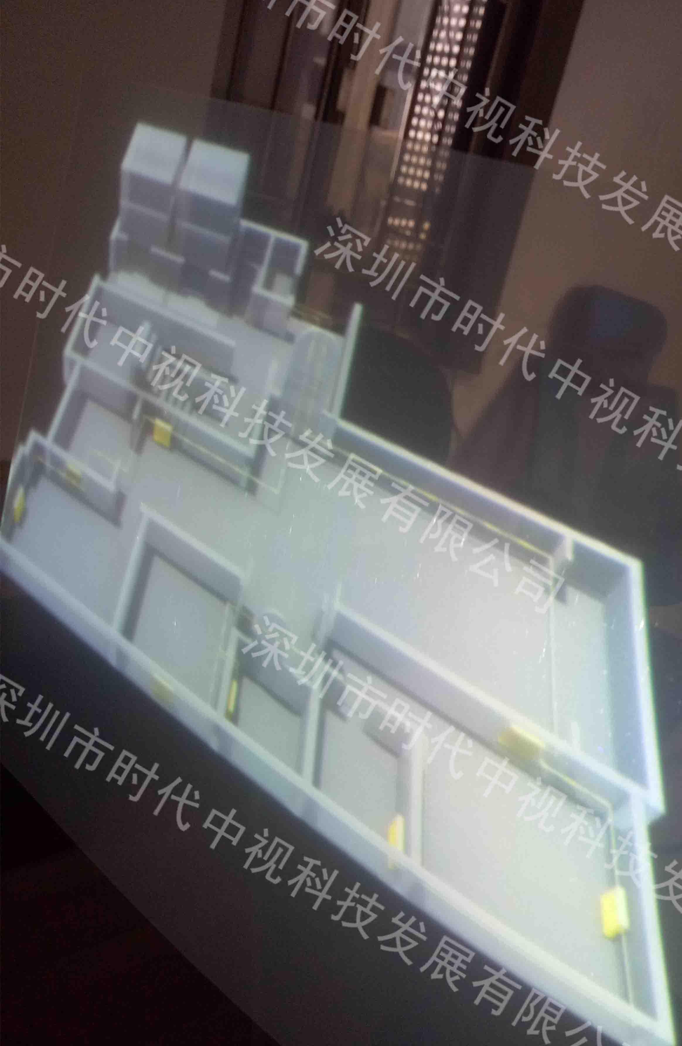 日本彩美中国总代理,全息正投透明膜批发