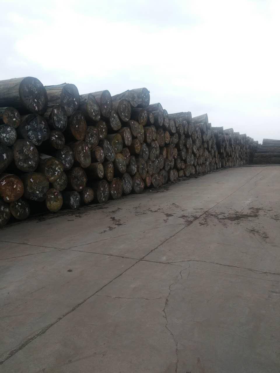 红花梨原木价格 古建寺庙常用木材韵桐木业一手货源低介