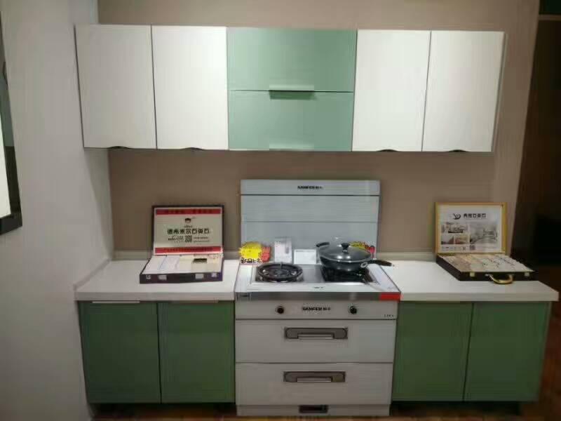 高夫优质橱柜衣柜价格-不变形不开裂不起泡实木橱柜