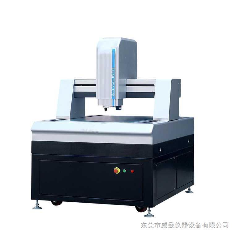 威曼800*600龙门式CNC全自动2.5次元影像测量仪