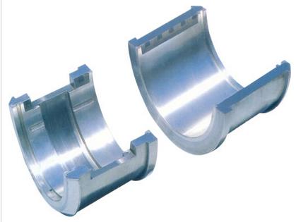 多瓦块可倾瓦滑动轴承瓦块代加工