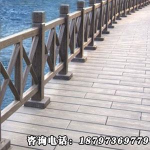 供青海海东护栏和海西水泥艺术护栏制作