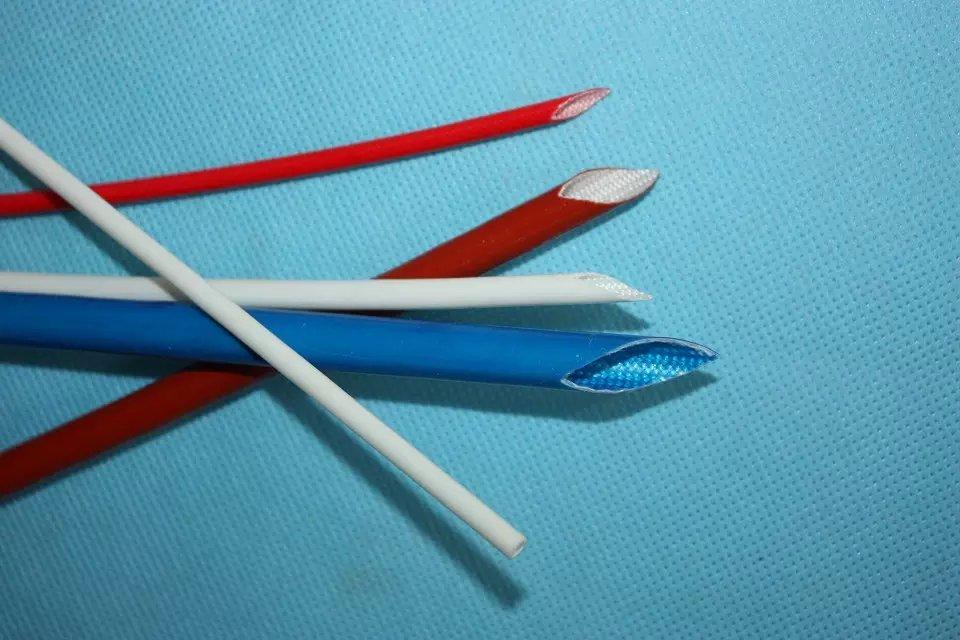 HYX-40/70硅橡胶玻璃纤维套管,厂家直销