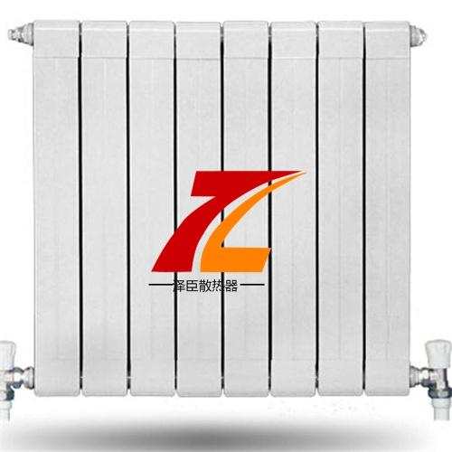 钢铝复合散热器 装饰专用暖气片厂家直供—泽臣