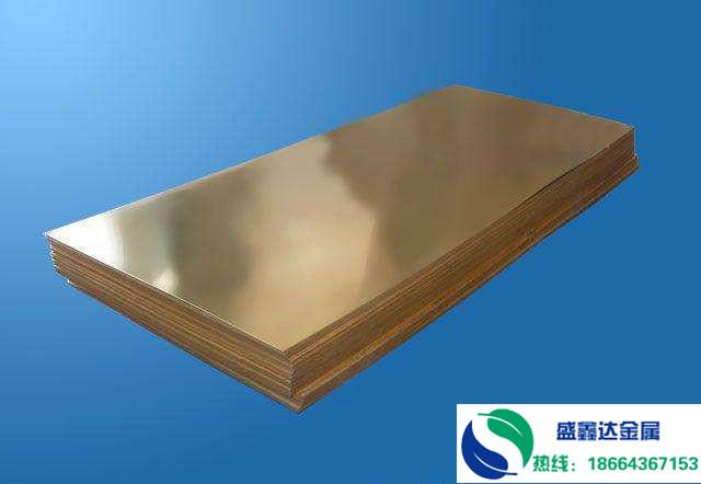 美标ASTM C94400铜合金板机械性能