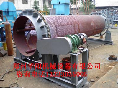 1.2*7米滚筒脱泥洗石机设备生产厂家