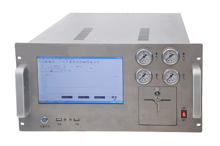 甲烷/非甲烷总烃在线气相色谱仪